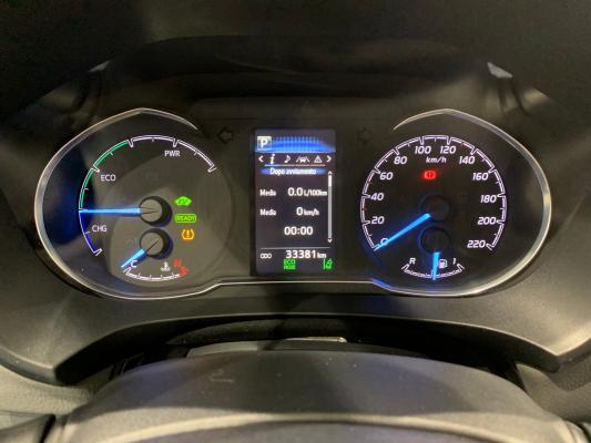Toyota Yaris Hybrid 12