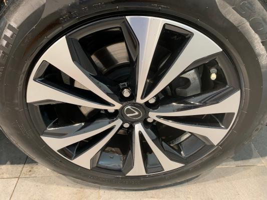 Lexus NX Hybrid 27