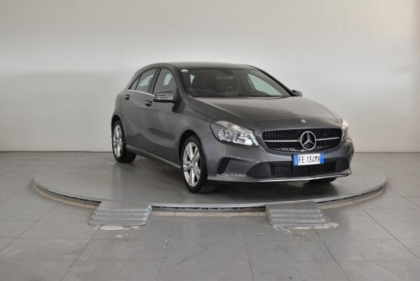 Mercedes-Benz Classe A 4