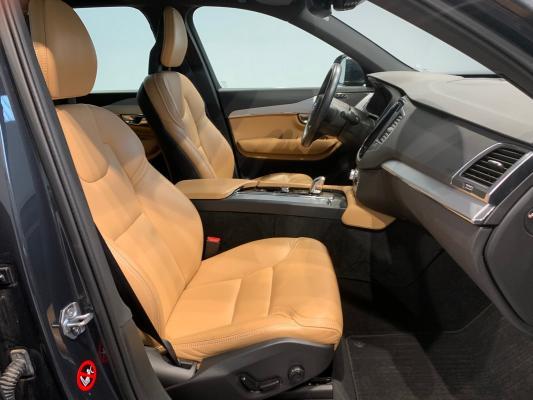 Volvo XC90 Hybrid 9