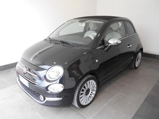 Fiat 500 Cabrio 0