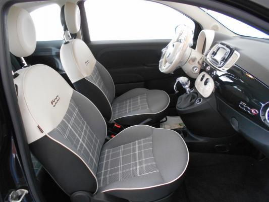 Fiat 500 Cabrio 10