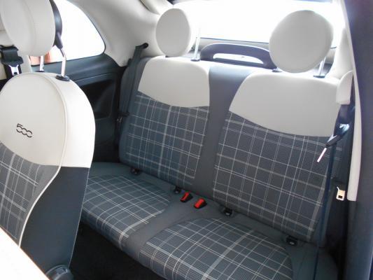 Fiat 500 Cabrio 11