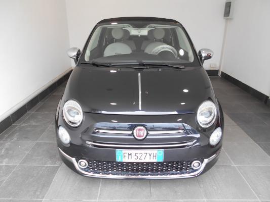 Fiat 500 Cabrio 3
