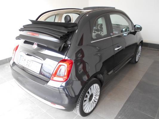 Fiat 500 Cabrio 6
