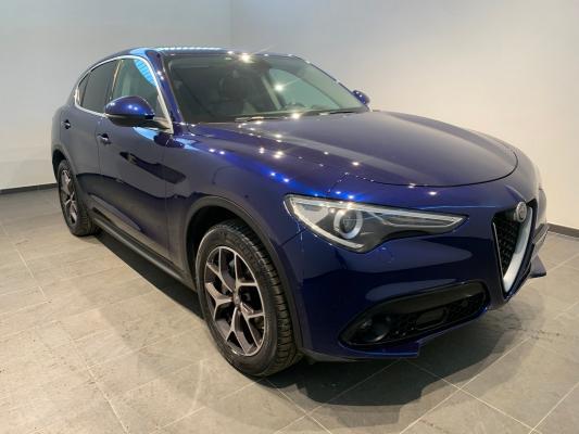 Alfa Romeo Stelvio 3