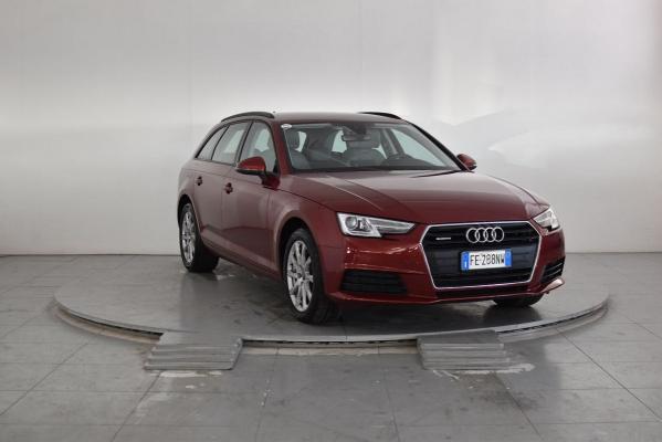 Audi A4 Avant 4