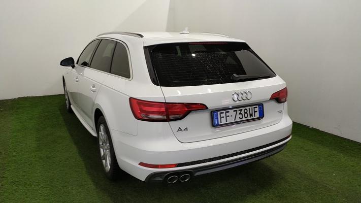 Audi A4 Avant 2