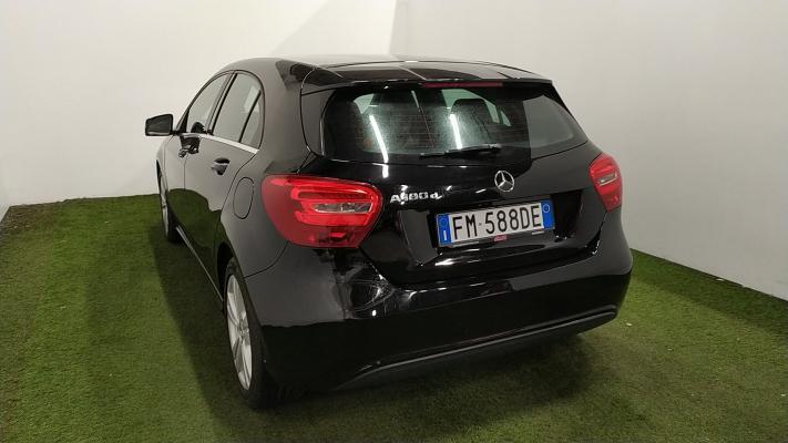 Mercedes-Benz Classe A 2