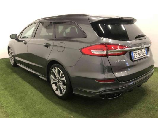 Ford Mondeo SW 1