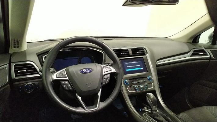 Ford Mondeo SW 13
