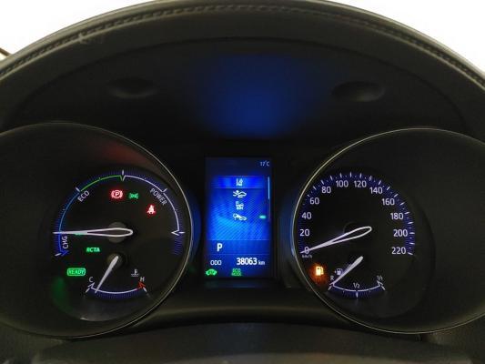 Toyota C-HR Hybrid 16