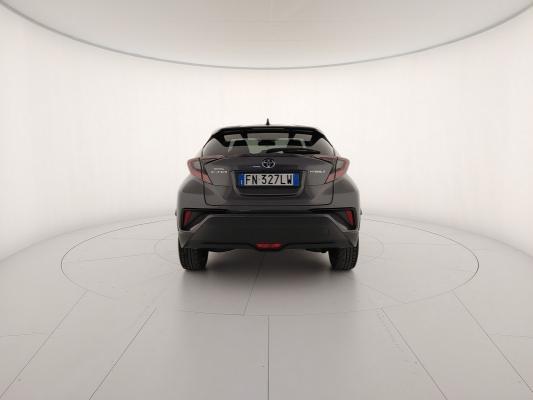 Toyota C-HR Hybrid 7