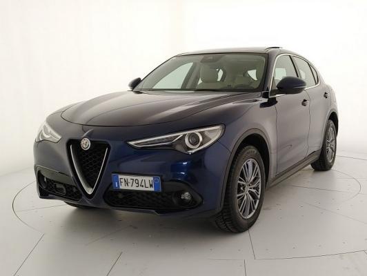 Alfa Romeo Stelvio 0