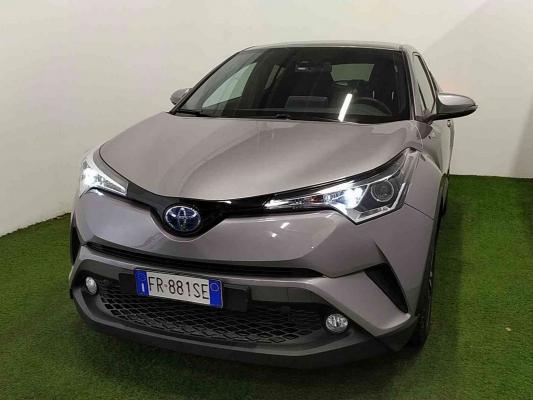 Toyota C-HR Hybrid 0