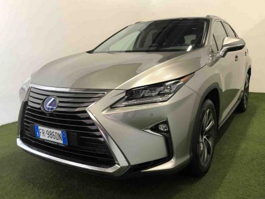 Lexus RX Hybrid 0