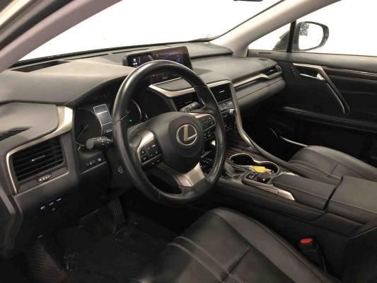 Lexus RX Hybrid 10
