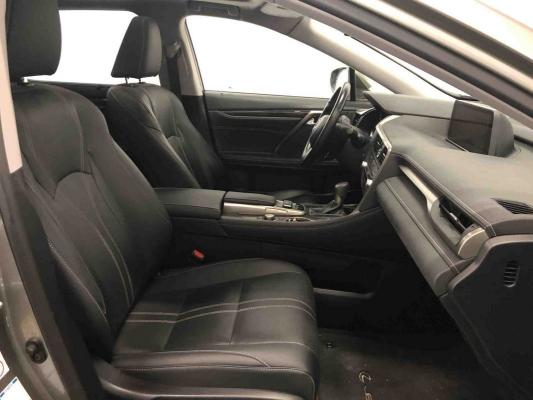 Lexus RX Hybrid 11