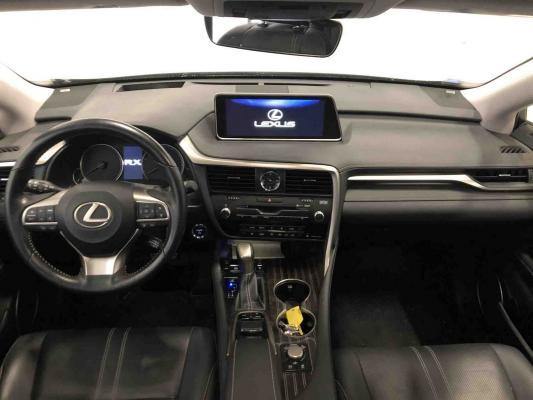 Lexus RX Hybrid 15