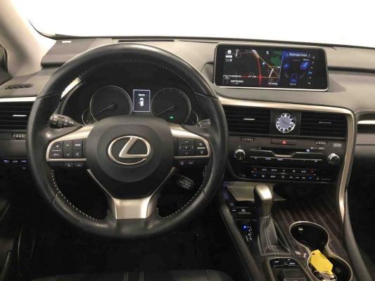 Lexus RX Hybrid 16