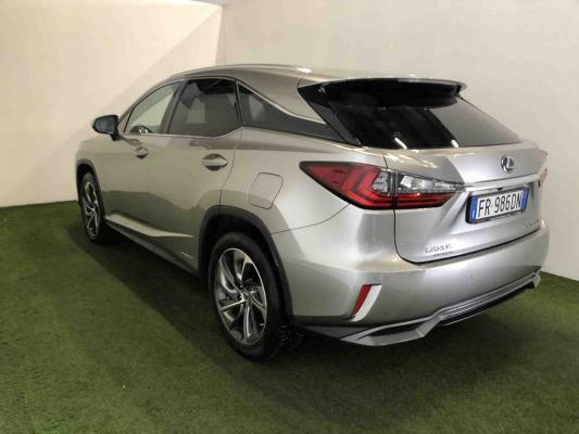 Lexus RX Hybrid 1