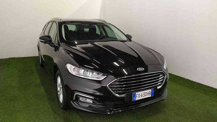 Ford Mondeo SW 4