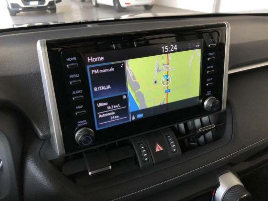 Toyota RAV4 Hybrid 17