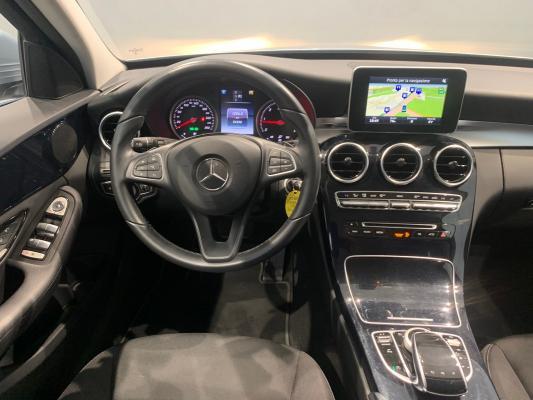 Mercedes-Benz Classe C SW 13
