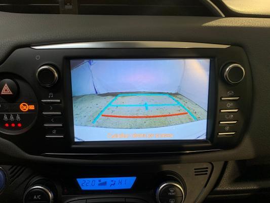 Toyota Yaris Hybrid 16