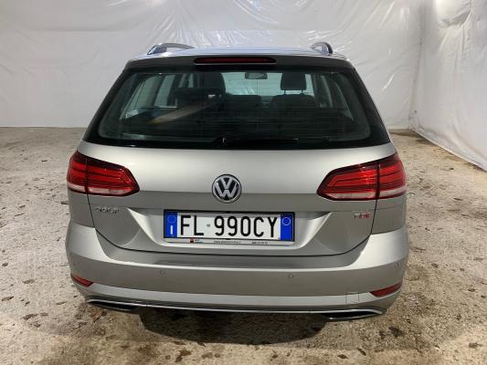 Volkswagen Golf Variant 6