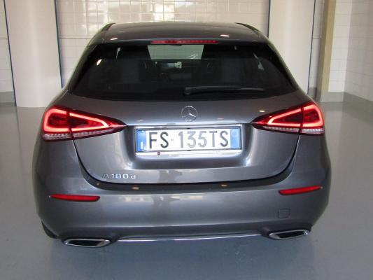 Mercedes-Benz Classe A 8