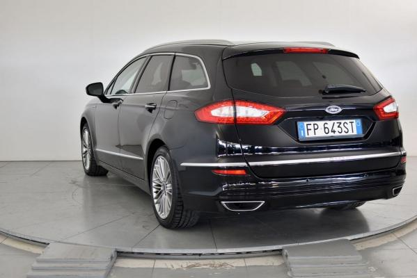 Ford Mondeo SW 2