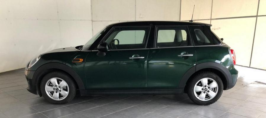 Mini Cooper D 1