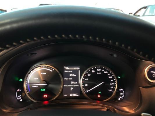 Lexus NX Hybrid 17