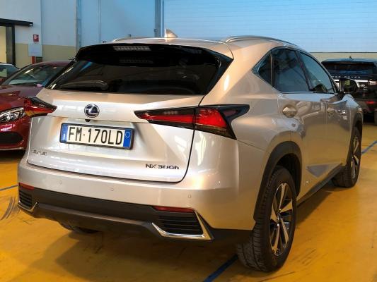 Lexus NX Hybrid 6