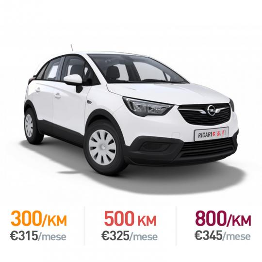 Opel Crossland X 1.2 12V Innovation 2018
