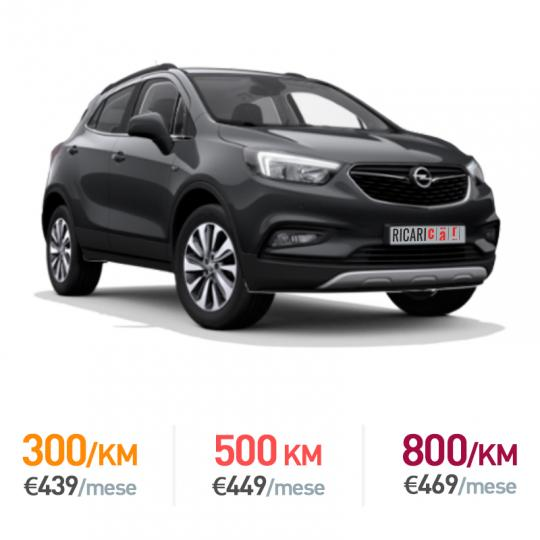 Opel Mokka X 1.6 CDTI Ecotec 136CV 4x2 AT6 Innovation 2018