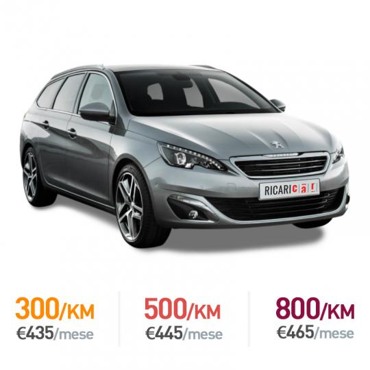 Peugeot 308 SW automatico BlueHDi 130 EAT6 S&S Business 2019