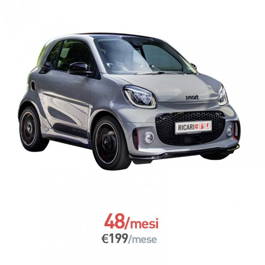 Smart fortwo EQ aut. EQ Pure 2019