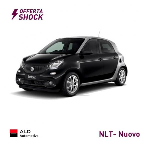 Smart Forfour 1.0 Twinamic Passion 2018