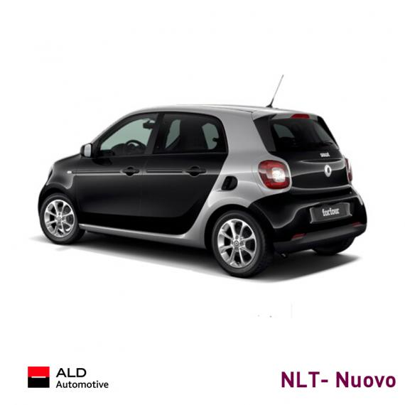 Smart Forfour 1.0 Twinamic Passion 2018 1