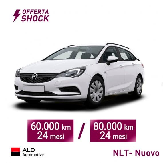 Opel Astra Metano 1.4T 110CV EcoM Sports Tourer Dynamic 2018