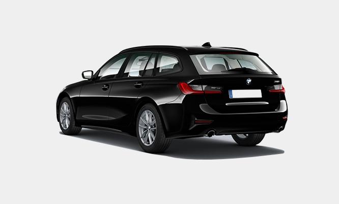 BMW Serie 3 SW 318d Business Advantage aut. 2018 1