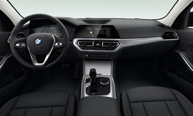 BMW Serie 3 SW 318d Business Advantage aut. 2018 2