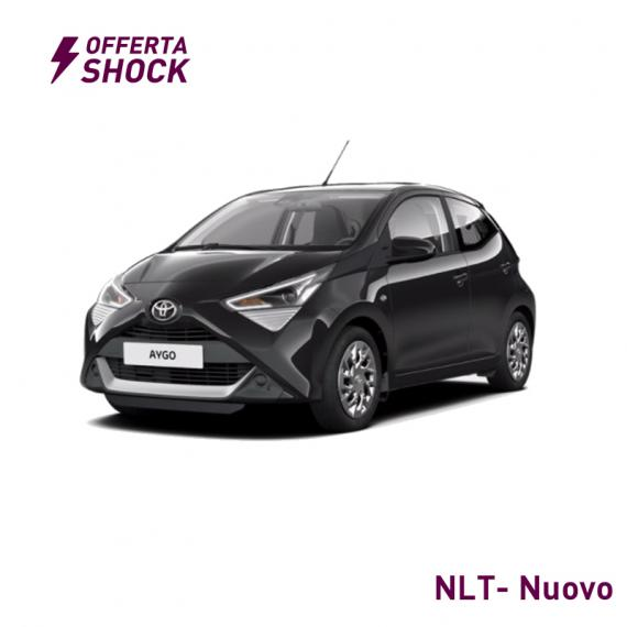 Toyota Aygo 1.0 VVT-i  X-Business 5p 2018