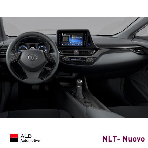 Toyota C-HR Hybrid Aut. 1.8 E-CVT Business 2017 2