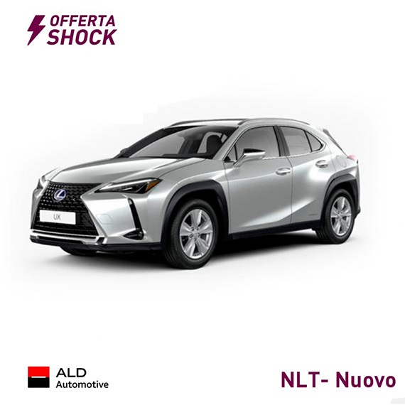 Lexus UX UX Hybrid Business 2018