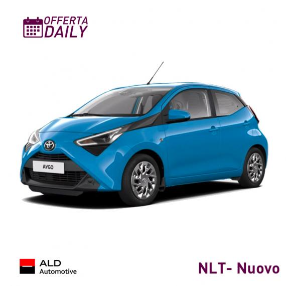 Toyota Aygo Connect 1.0 VVT-i 72CV x-business 5p 2019