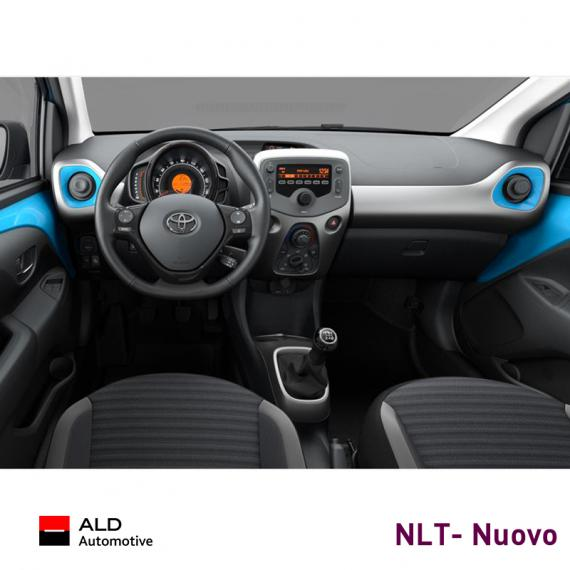 Toyota Aygo Connect 1.0 VVT-i 72CV x-business 5p 2019 2