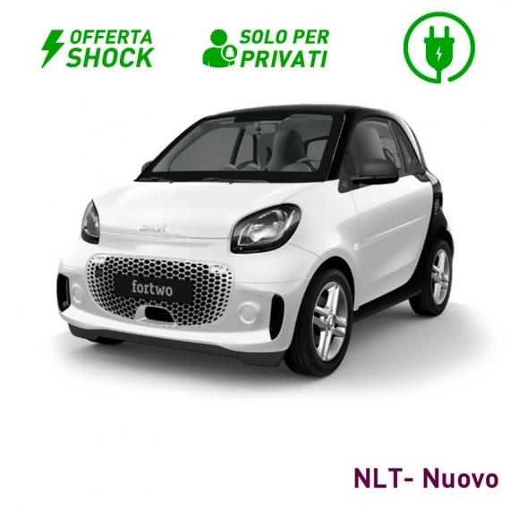 Smart fortwo EQ aut. EQ Pure 2019